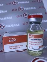 ERGO DROSTANOLONE PROPIONATE 100MG/ML - ЦЕНА 10МЛ купить в России